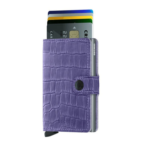 Secrid - Mini Wallet - Cleo Lavender *NEW*