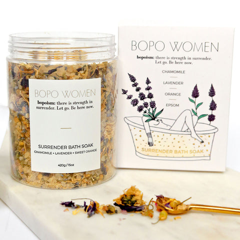 BOPO Bath Soak - Surrender