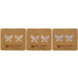 Ear Mints - Cubic Butterfly