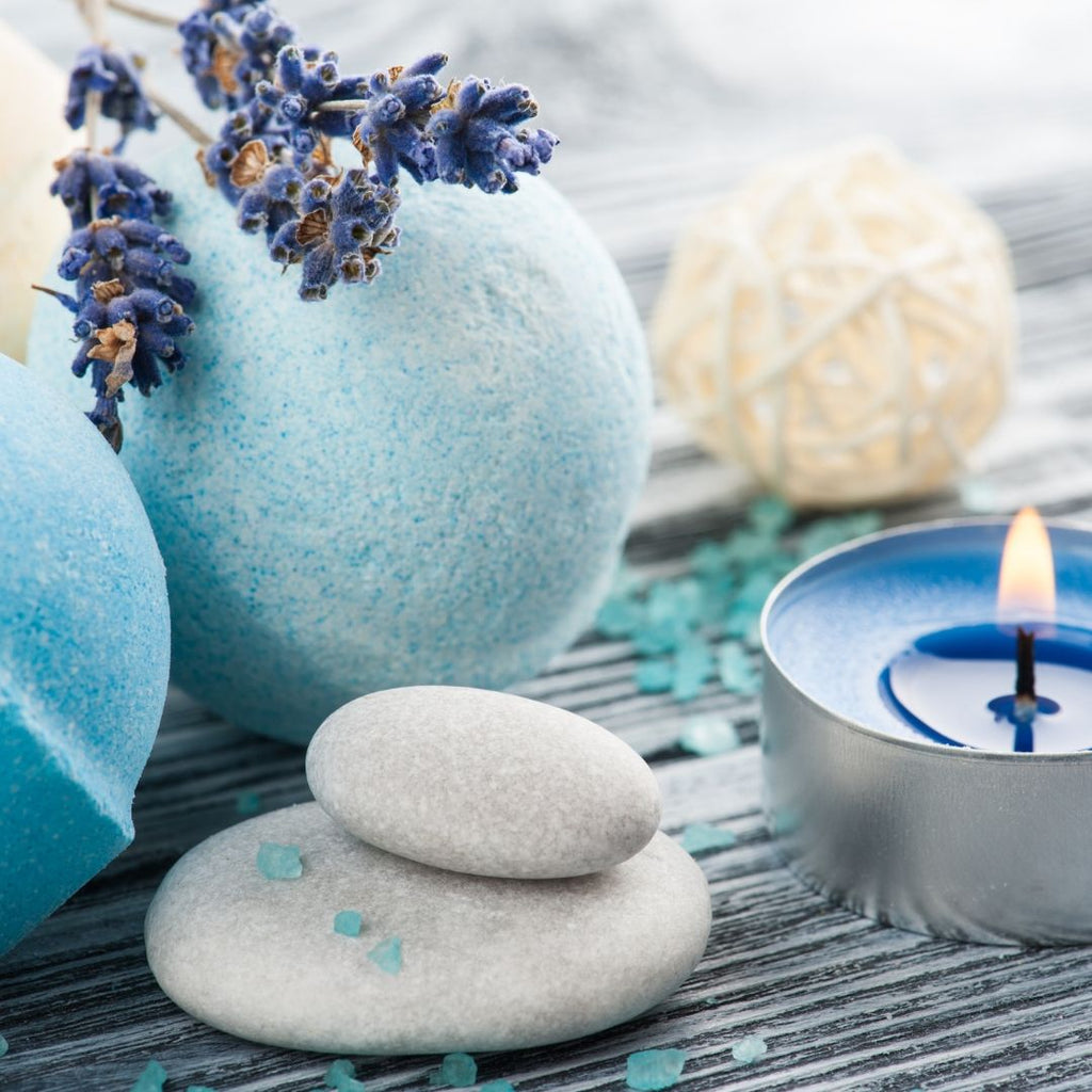 Make your own Fizzy Bath Bombs