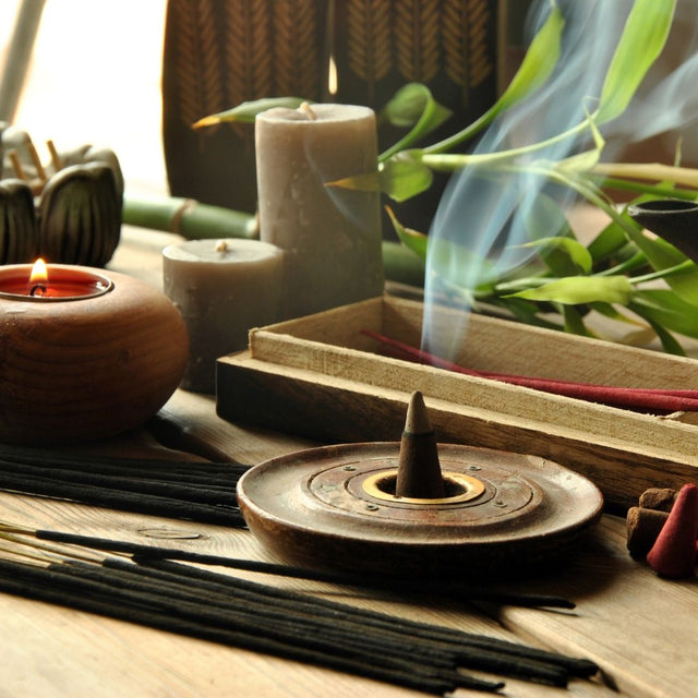 Making Your Own Incense Cones