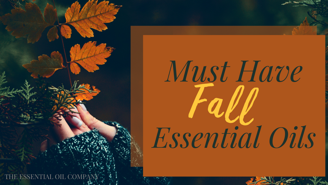 Must Have Fall Essential Oils