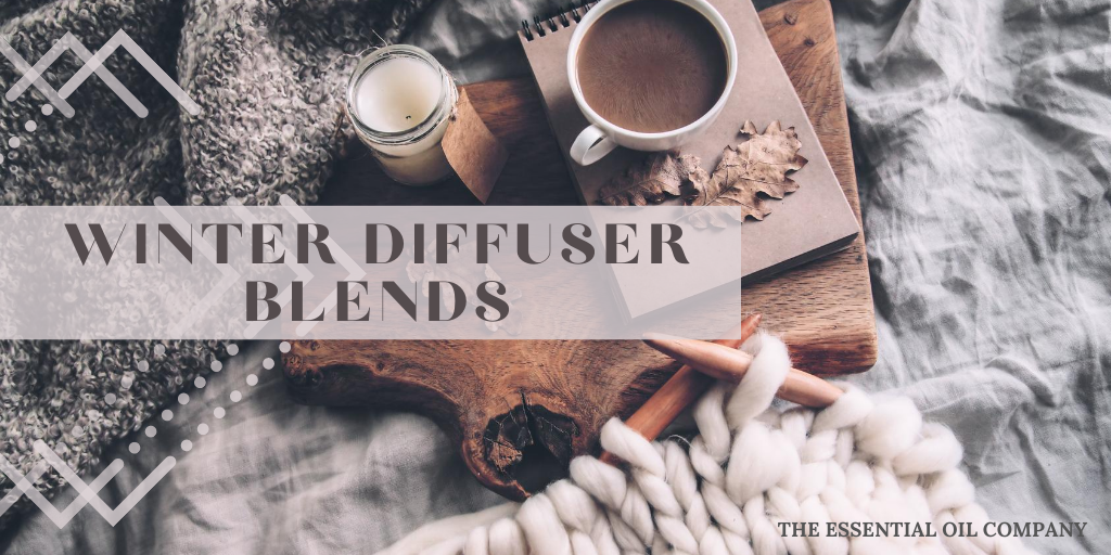 Winter Diffuser Blends