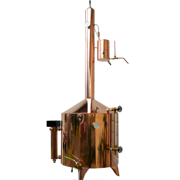 Commercial Distillation Equipment