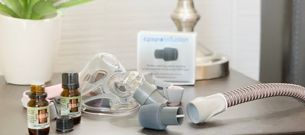 CPAP Diffuser