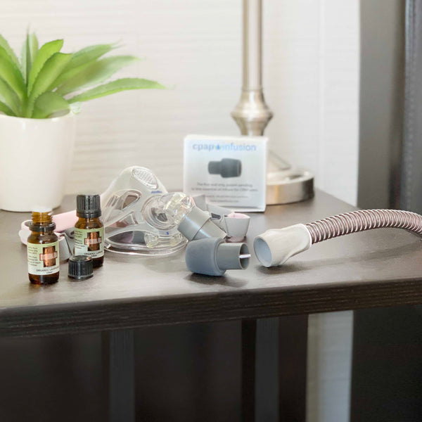 CPAP Diffusers