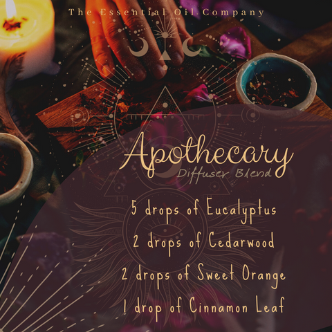 Apothecary Diffuser Blend