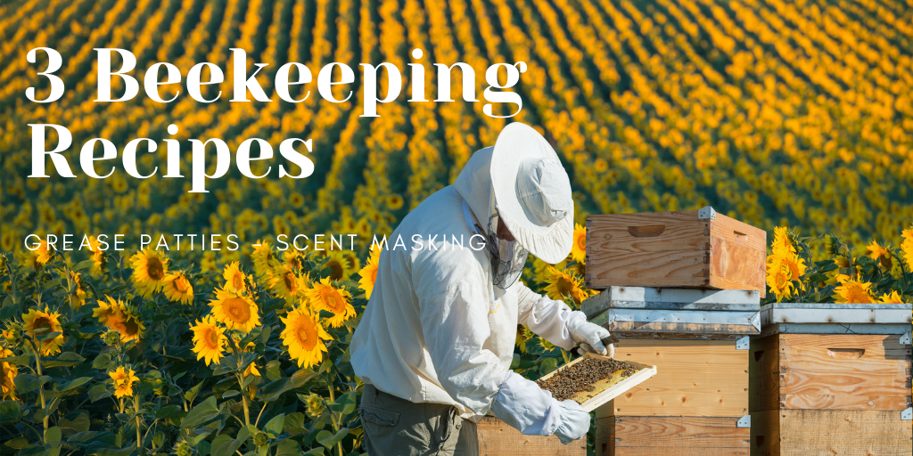 bee keeping recipes Essential Oils