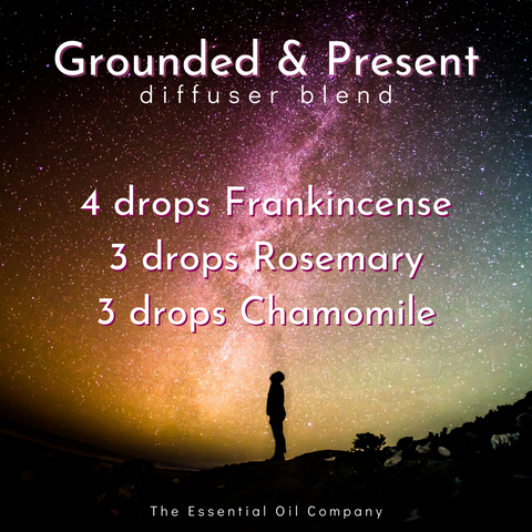 Grounded and Present Diffuser Blend