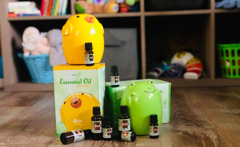 essential oil diffuser for kids