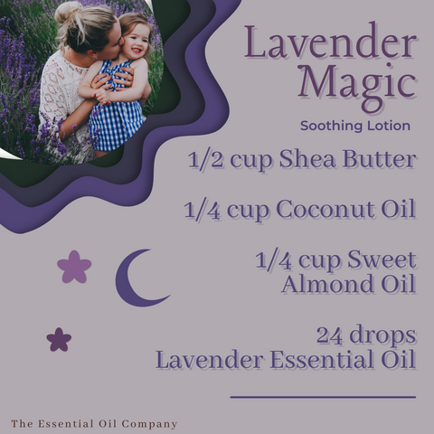 Lavender Magic Soothing Lotion