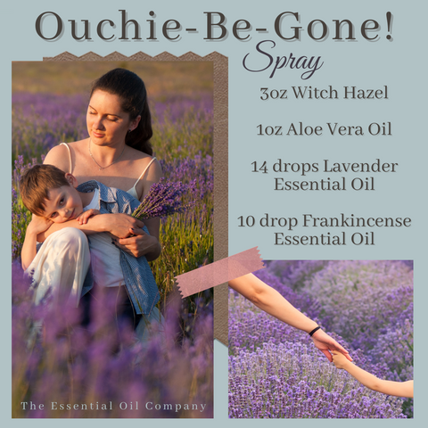 Ouchie-Be-Gone Spray