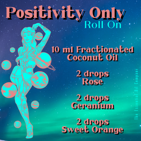 Positivity Only Roll-On