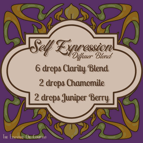 """""""Self-Expression"""" Diffuser Blend"""