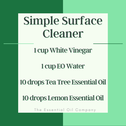 Simple Surface Cleaner