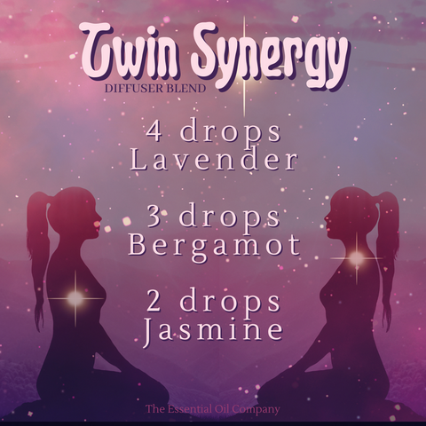 Twin Synergy Diffuser Blend