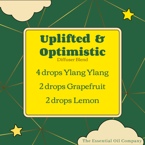 Uplifted and Optimistic Diffuser Blend