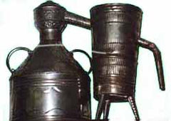 Miniature Turkish Still