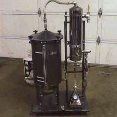 10 Gallon Stainless Steel Distiller