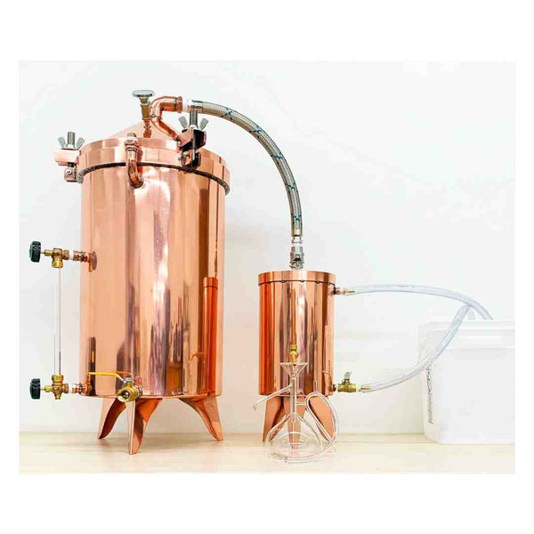 15 Gallon Copper Distiller