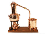5 Liter Alquitar Distiller With Sieve