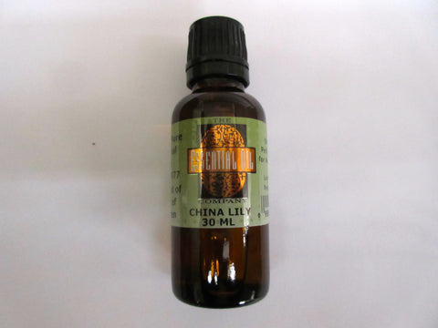 China Lily Perfume Oil