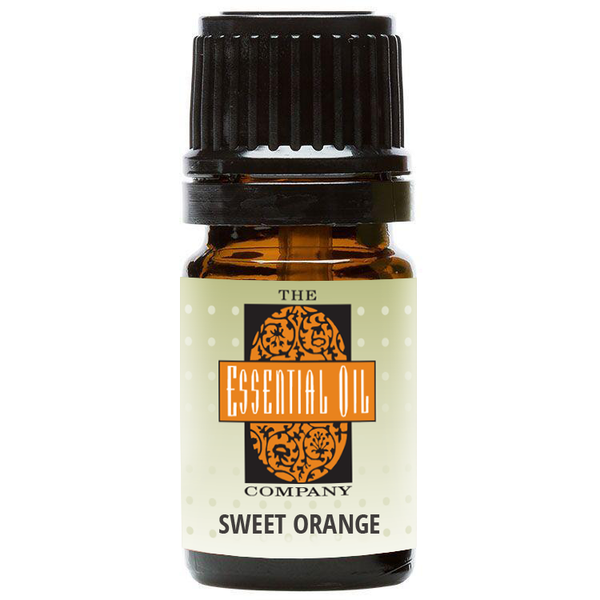 Orange Oil - Sweet Orange Oil