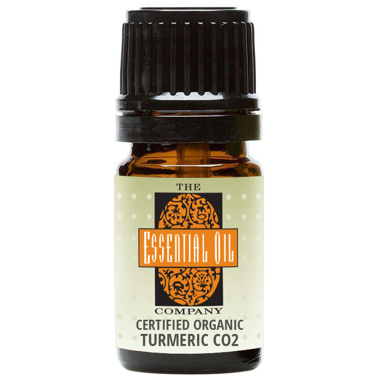 Certified Organic Turmeric CO2 Oil