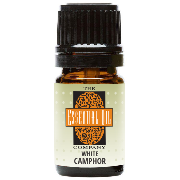 Camphor Oil (White)