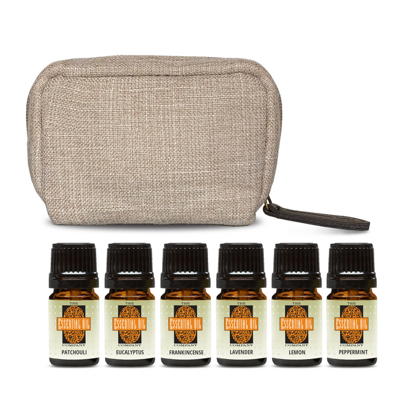 Classic Essential Oil Set - Top 6