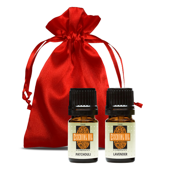 Holiday Patchouli & Lavender Bundle Set