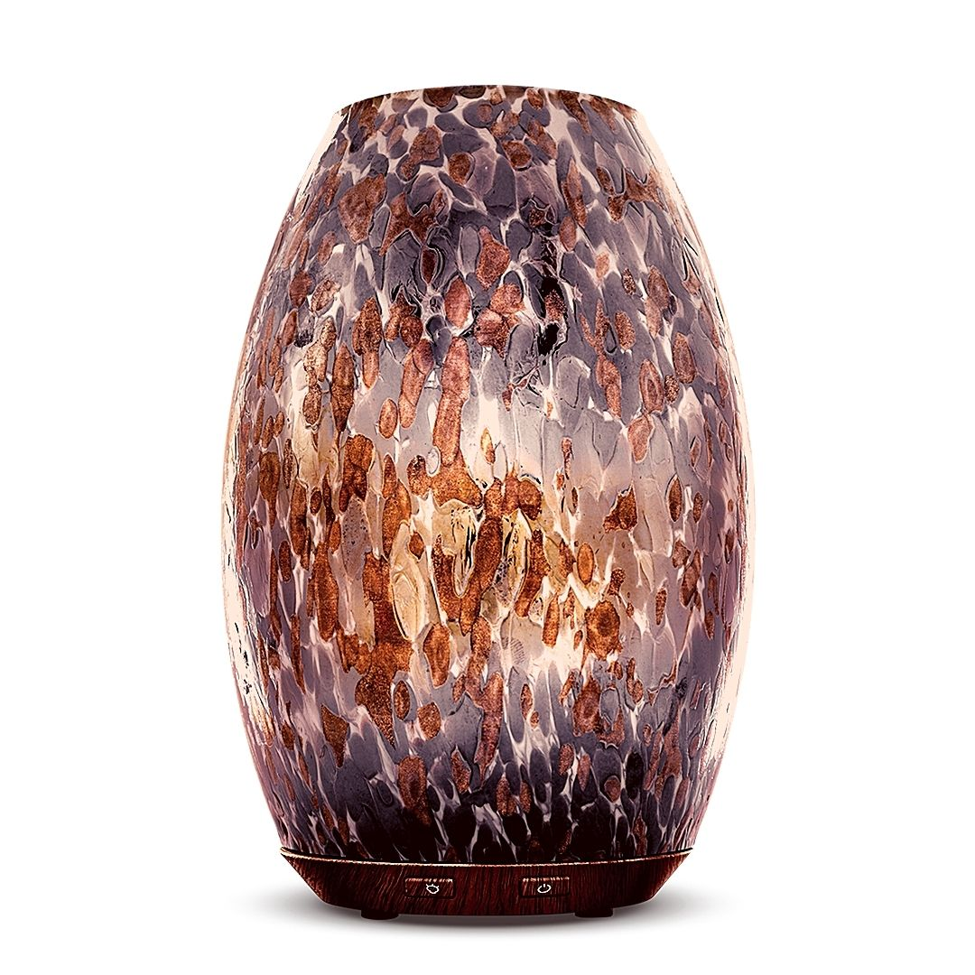 Glow Diffuser - Hand Blown Glass