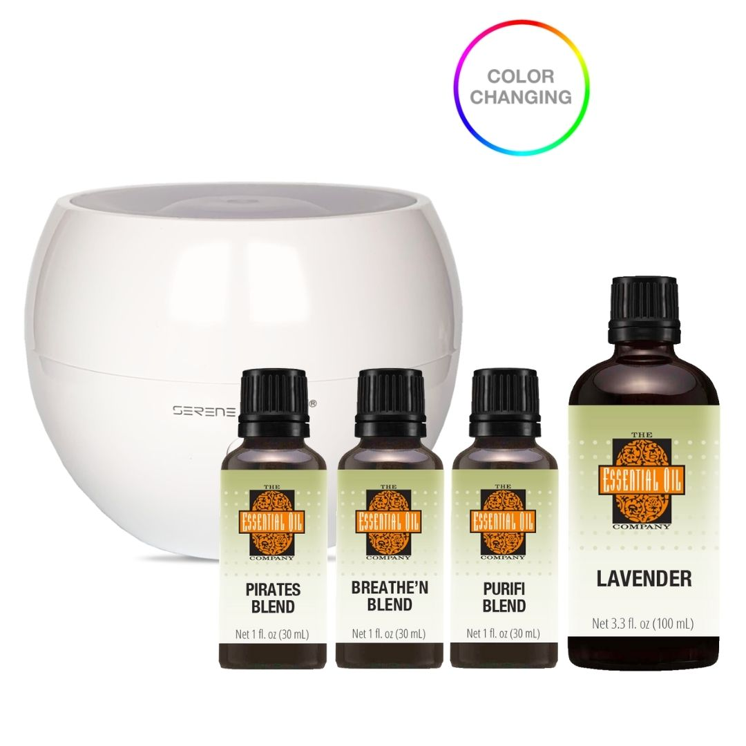 Stay Healthy Diffuser Set - Large