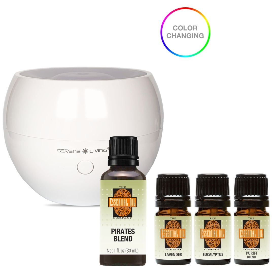 Stay Healthy Diffuser Set - Small