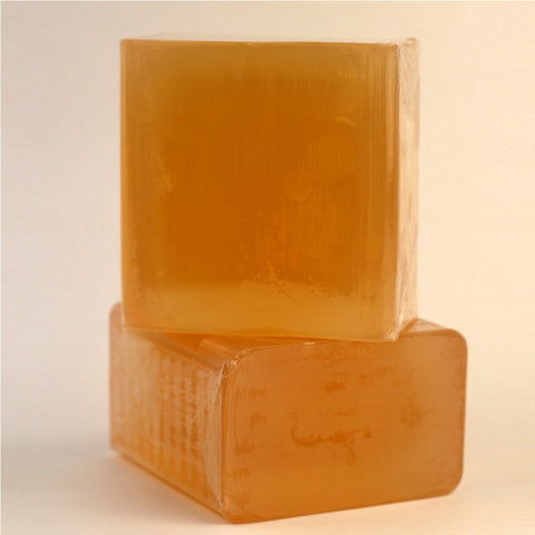 Honey Melt and Pour Glycerin Soap