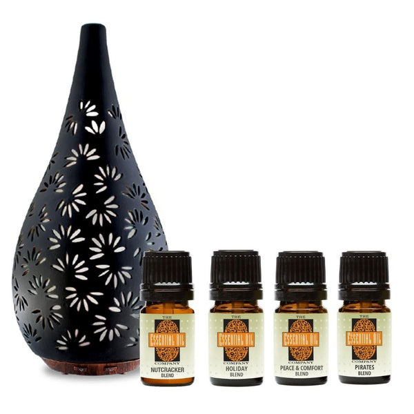 Winter Flutter Diffuser Set