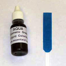 Liquid Soap Colors Aqua