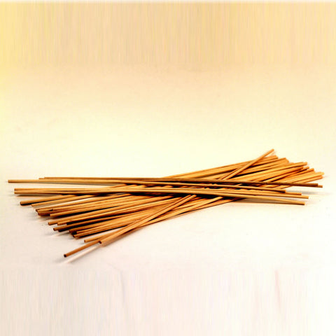 "Natural Bamboo Diffuser Reeds 12"" - Bundles of 10"