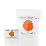 Orange (Sweet) Essential Oil Towelettes