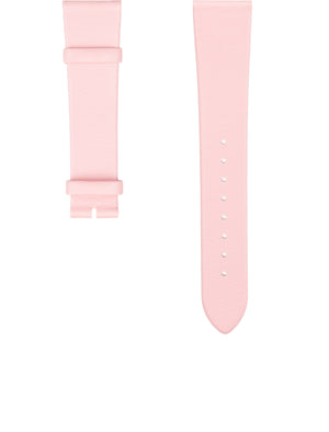 Carnation Italian Leather Strap