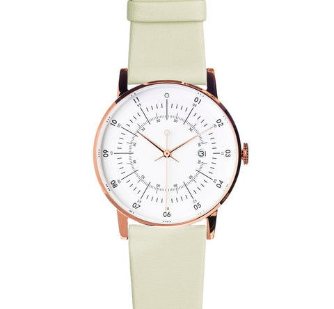 SQ38 Plano watch, PS-100
