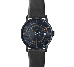 SQ38 Plano watch, PS-104