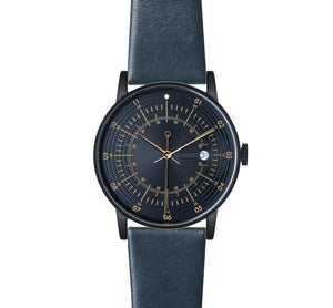 SQ38 Plano watch, PS-105