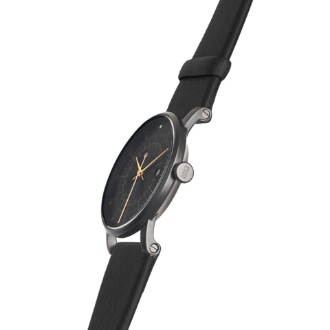 SQ38 Plano watch, PS-15