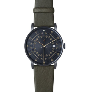 SQ38 Plano watch, PS-25