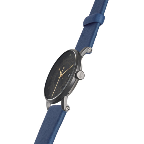 SQ38 Plano watch, PS-26