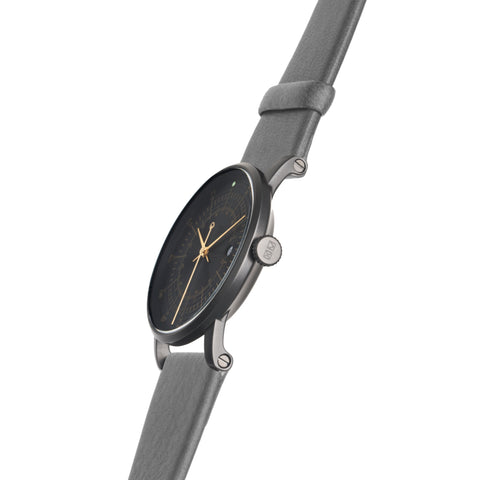 SQ38 Plano watch, PS-27