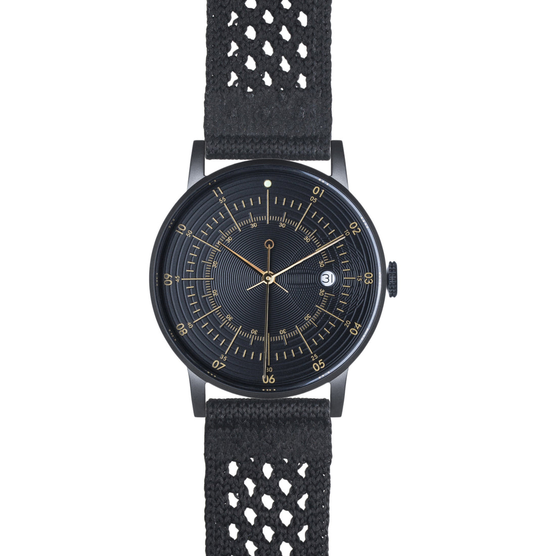SQ38 Plano watch, PS-52