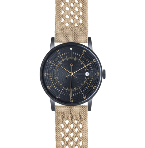 SQ38 Plano watch, PS-57