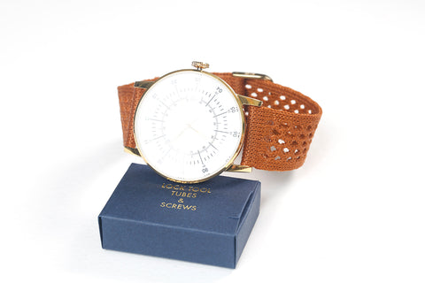 SQ38 Plano watch, PS-40